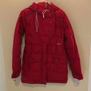 Nike Snowboarding Jacket Down Fill